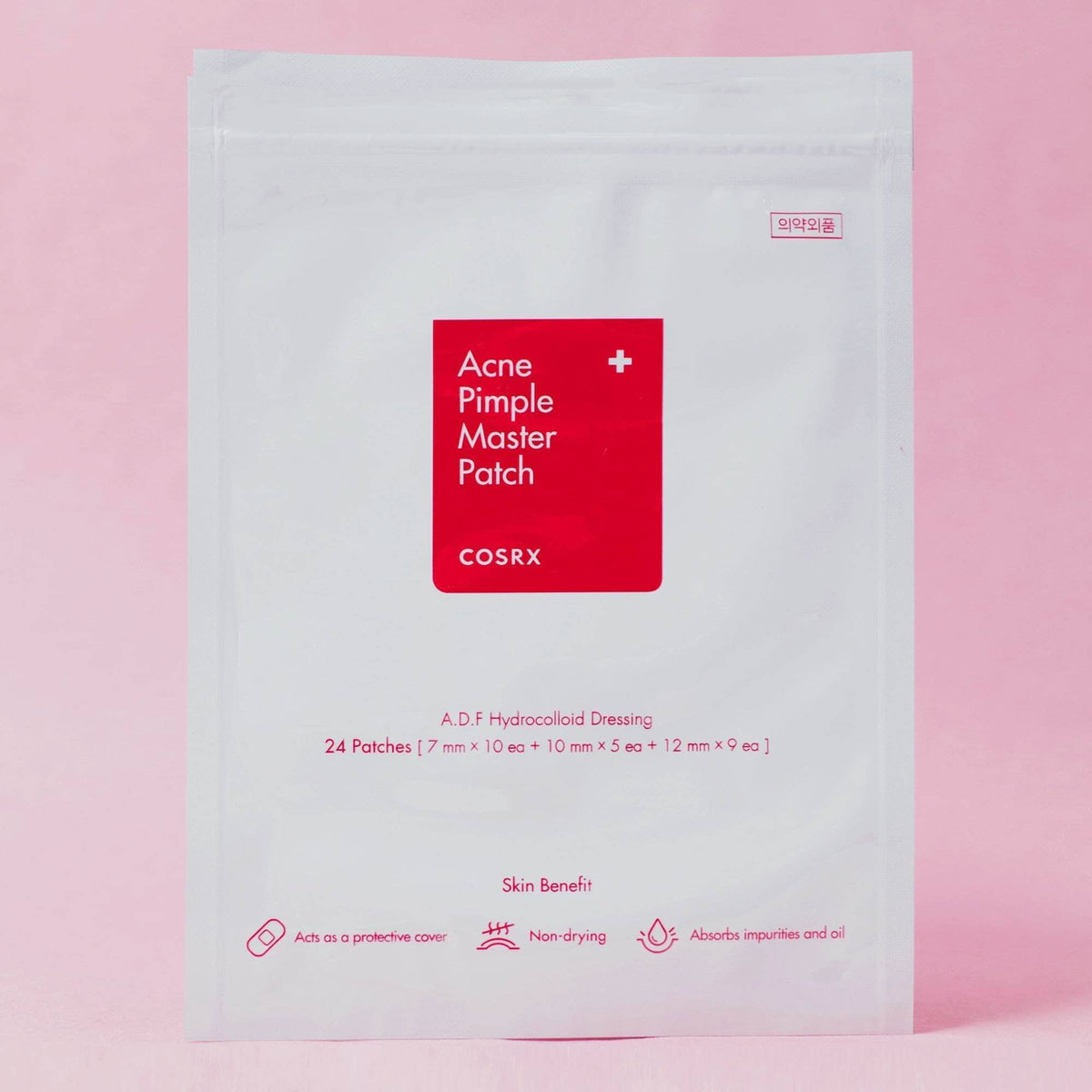 COSRX 2 Acne Pimple Master 24 patches