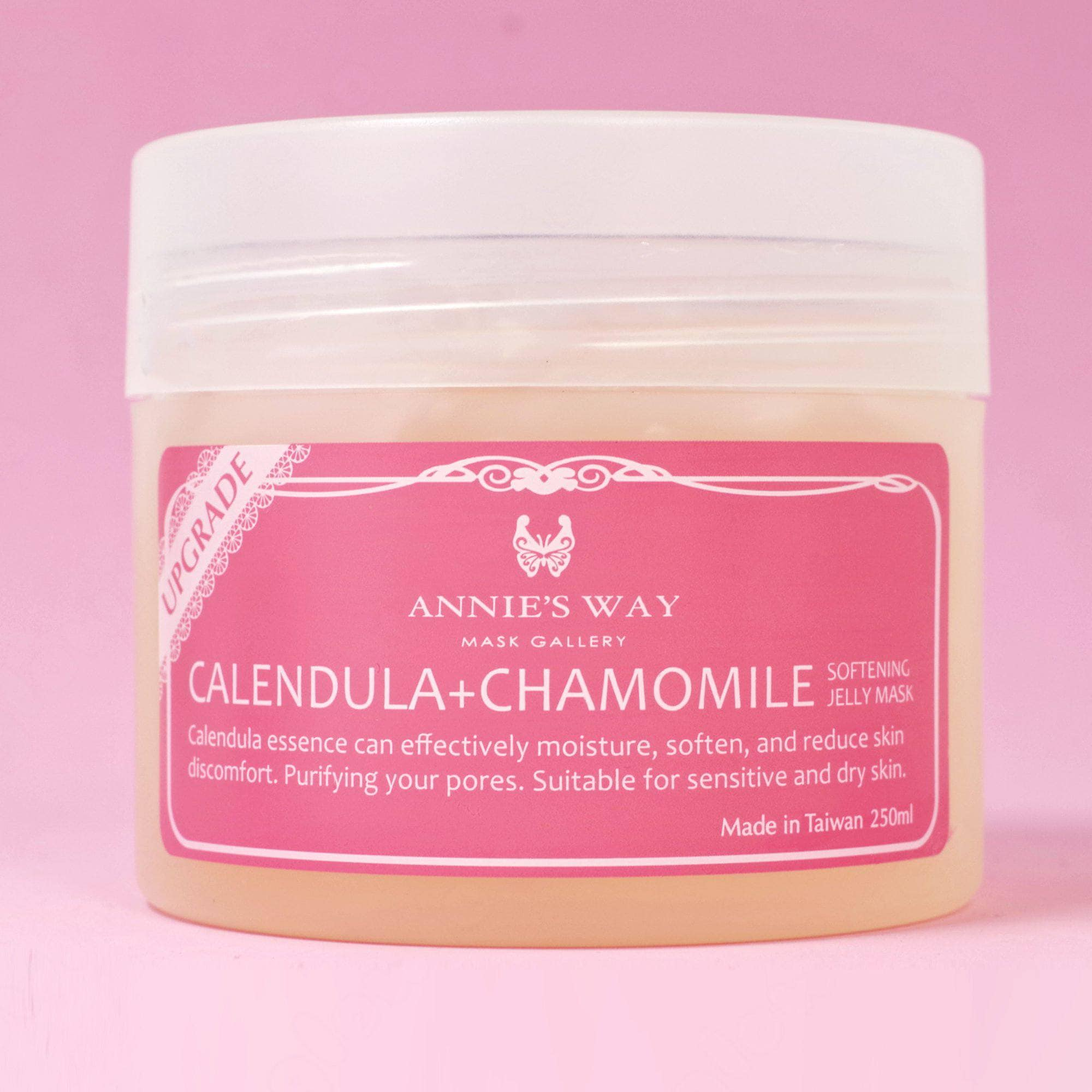 Annie's Way Calendula + Chamomile Softening Jelly Mask
