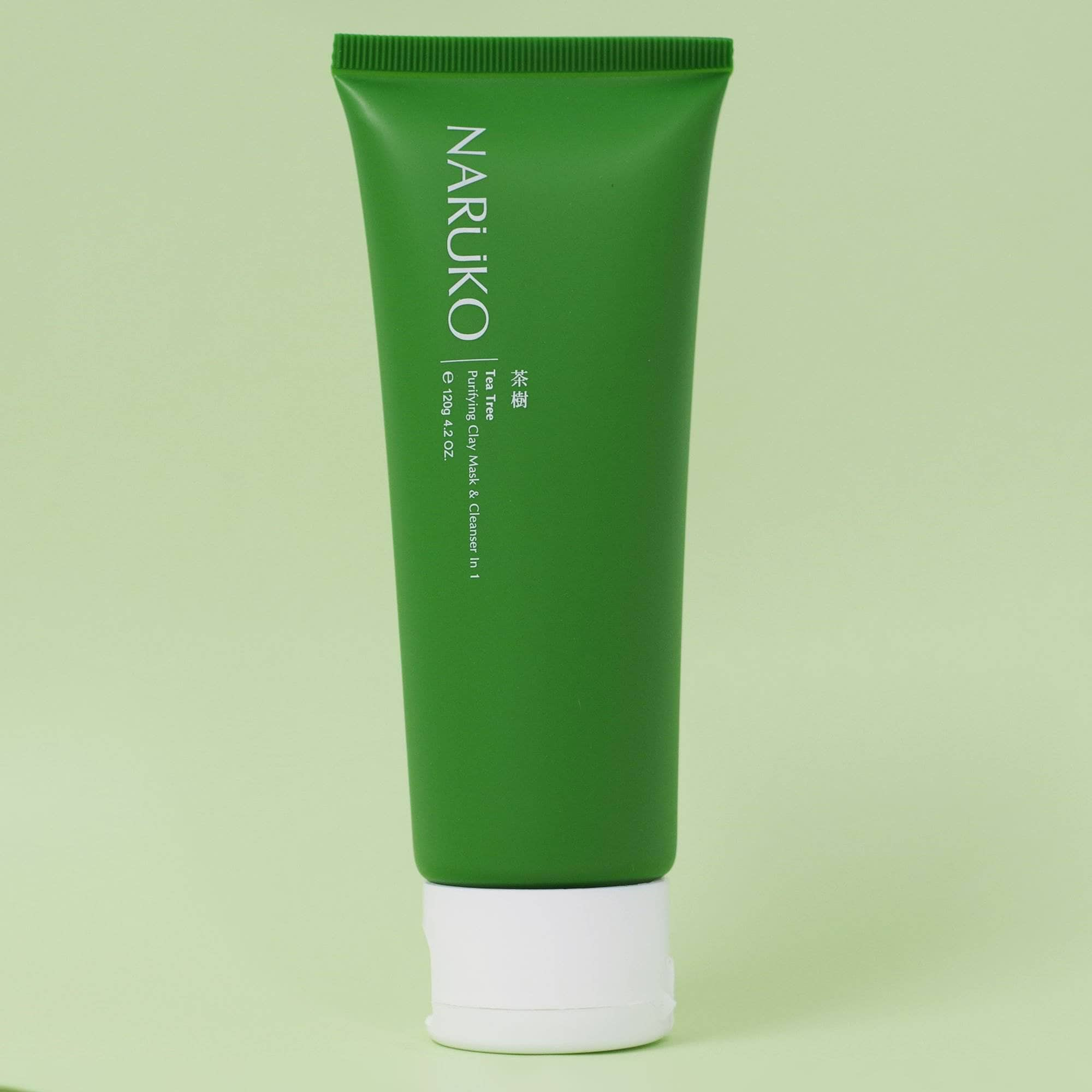 Naruko Tea Tree Purifying Clay Mask & Cleanser
