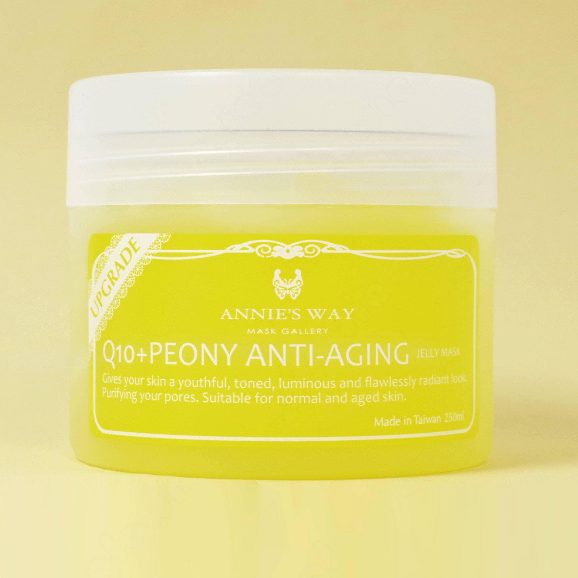 Annie's Way Q10 Anti-Aging Jelly Mask