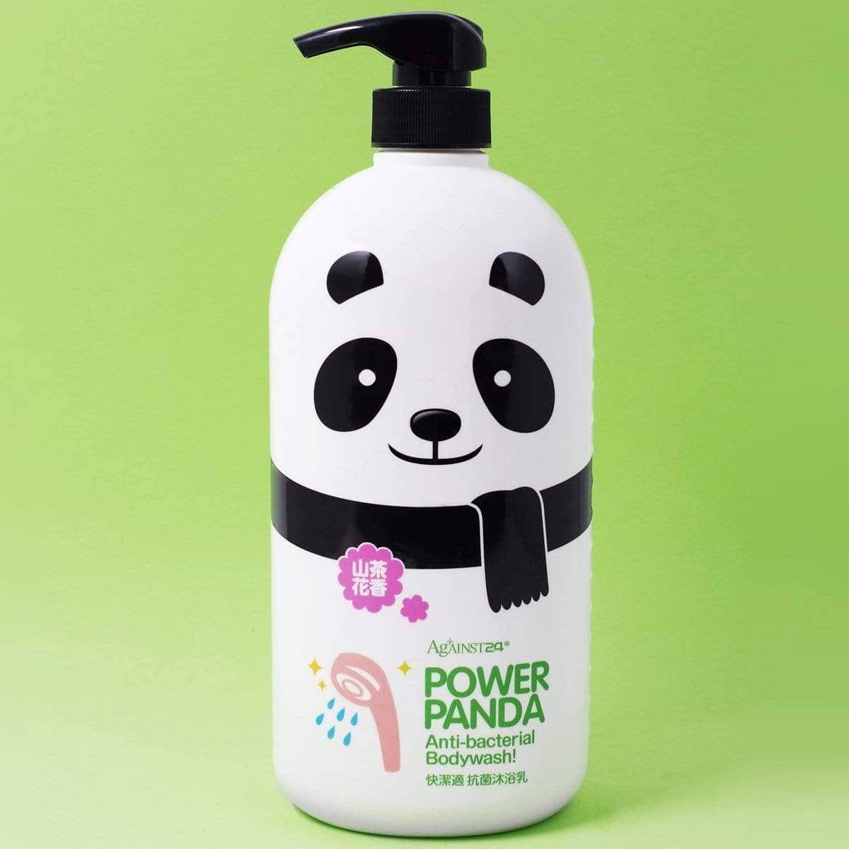 Against24 Antibacterial Panda Body Wash