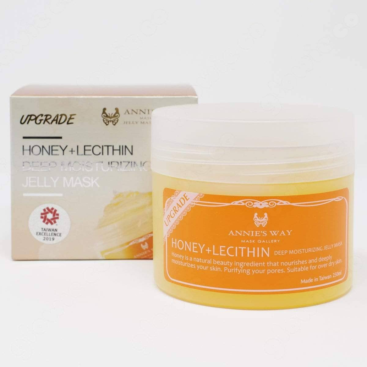 Annie's Way Honey Deep Moisturizing Jelly Mask