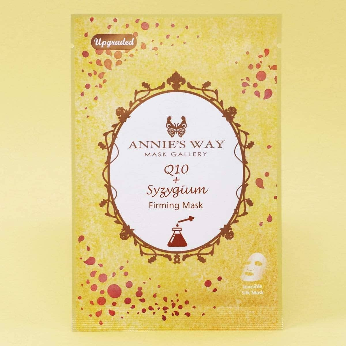 Annie's Way Q10 + Syzygium Firming Sheet Mask