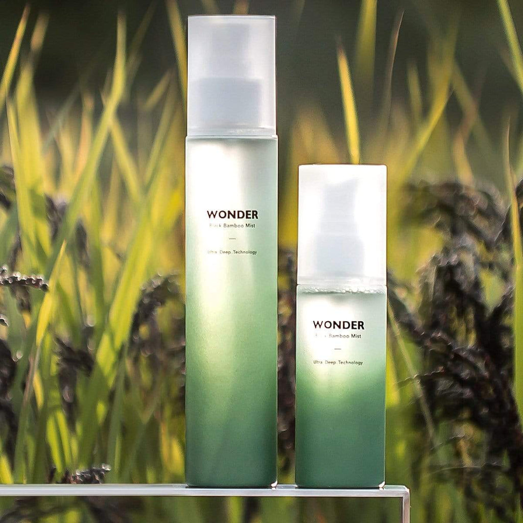 Haruharu WONDER Black Rice Bamboo Mist