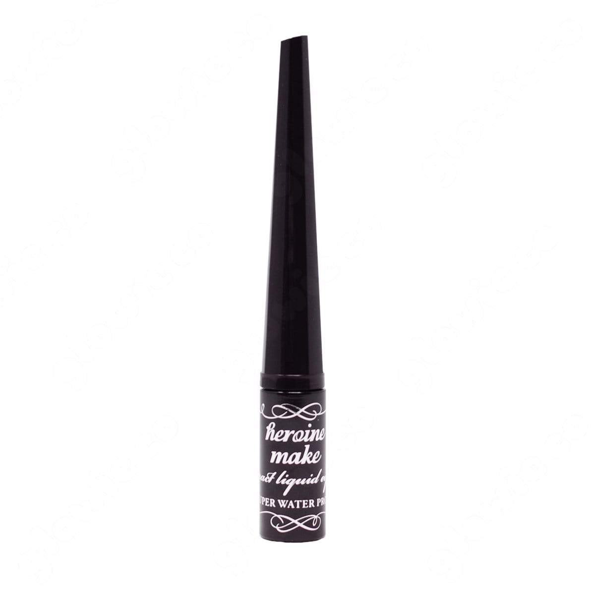 Kiss Me Heroine Make Impact Super Waterproof Liquid Eyeliner