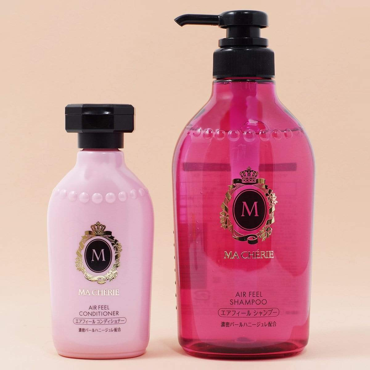 Macherie Air Feel Shampoo & Conditioner Set