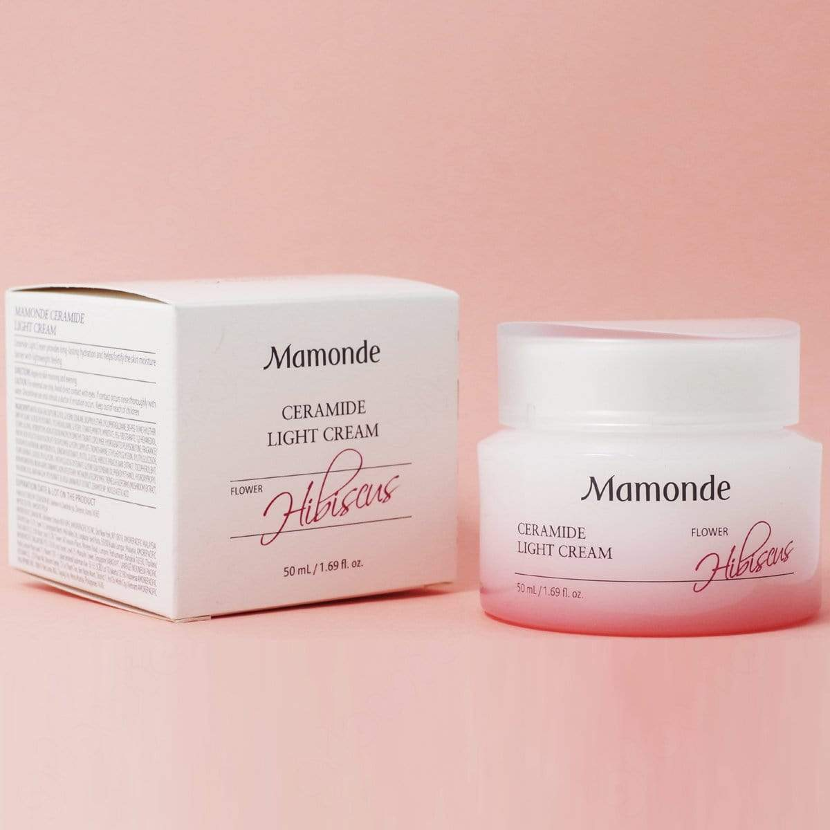 Mamonde Hibiscus Ceramide Light Cream