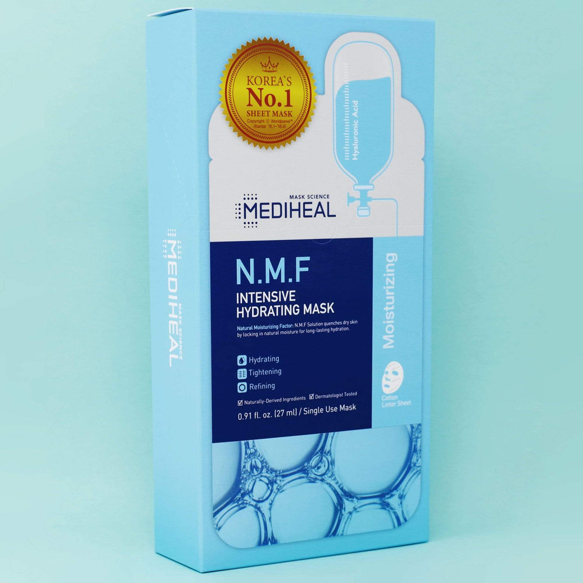 MEDIHEAL N.M.F Intensive Hydrating Mask