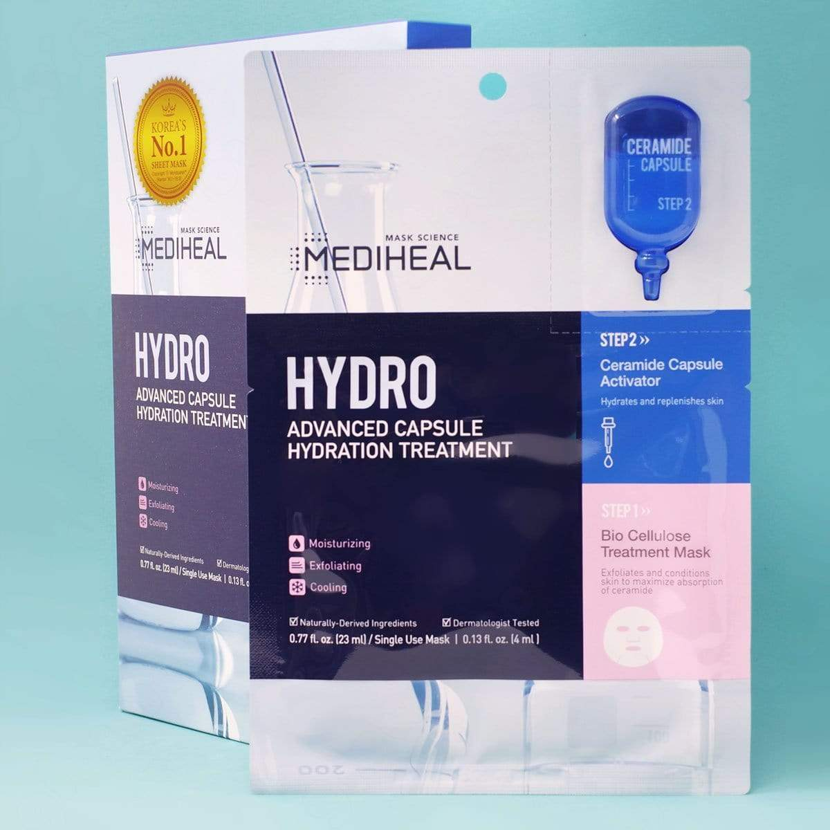 MEDIHEAL Hydro Advanced Capsule Hydration Treatment