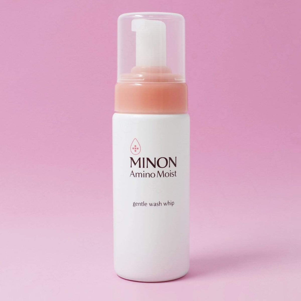 Minon Amino Moist Gentle Wash Whip Foaming Cleanser