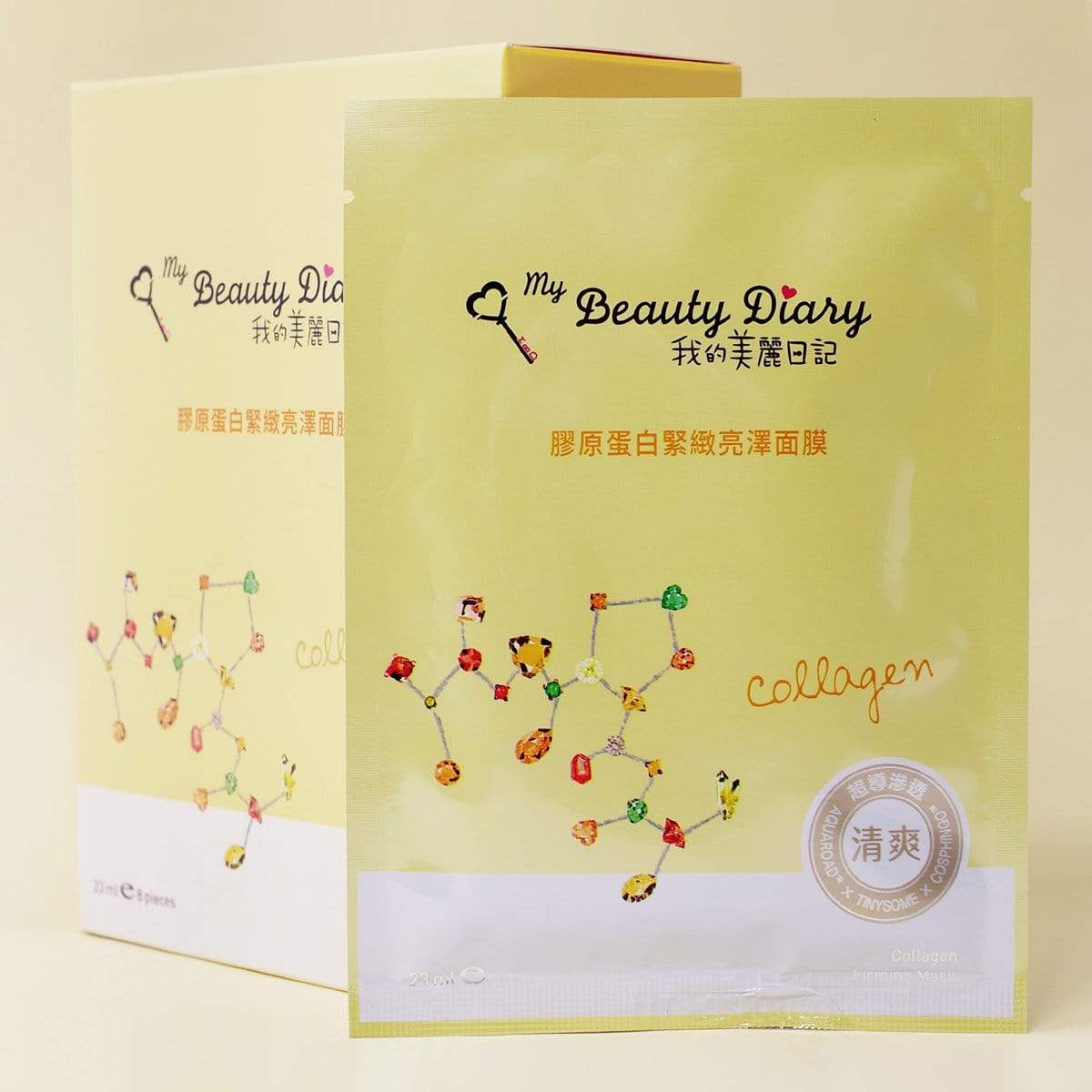 My Beauty Diary Collagen Firming Sheet Mask