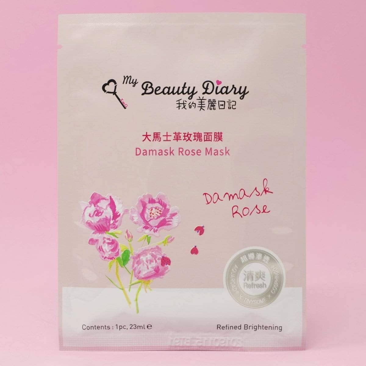 My Beauty Diary Damask Rose Sheet Mask