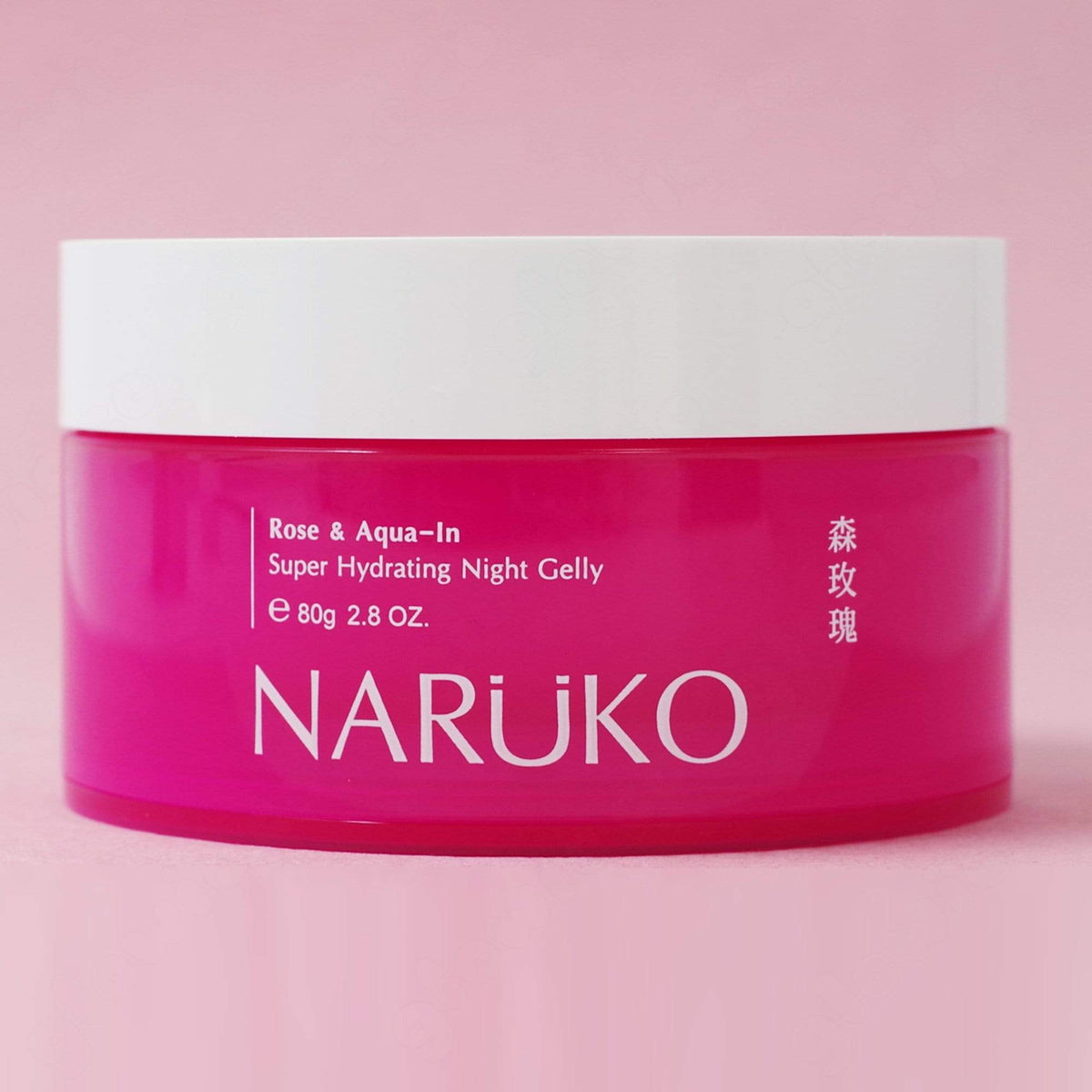 Naruko Rose & Aqua-In Super Hydrating Night Gelly