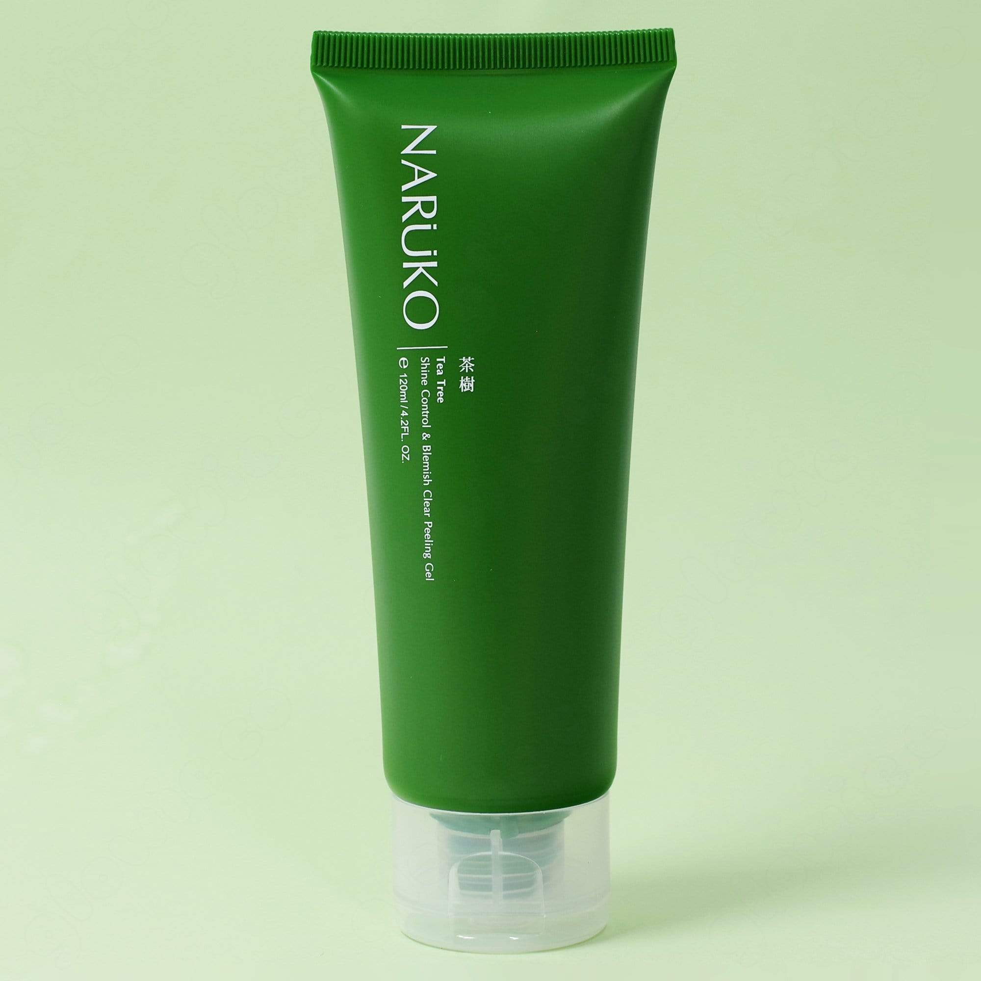 Naruko Tea Tree Shine Control & Blemish Clear Peeling Gel
