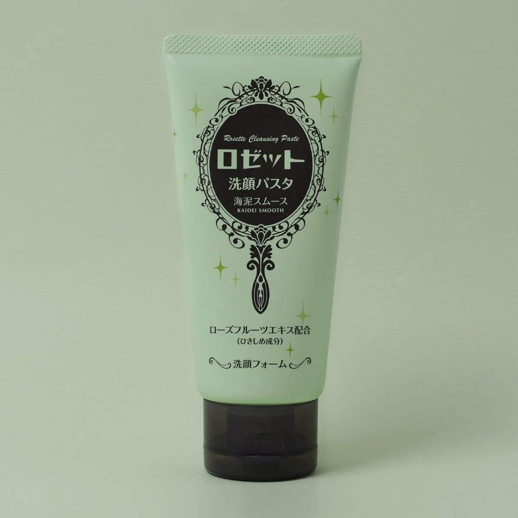 Rosette Sea Mud Kaidei Smooth Cleansing Paste