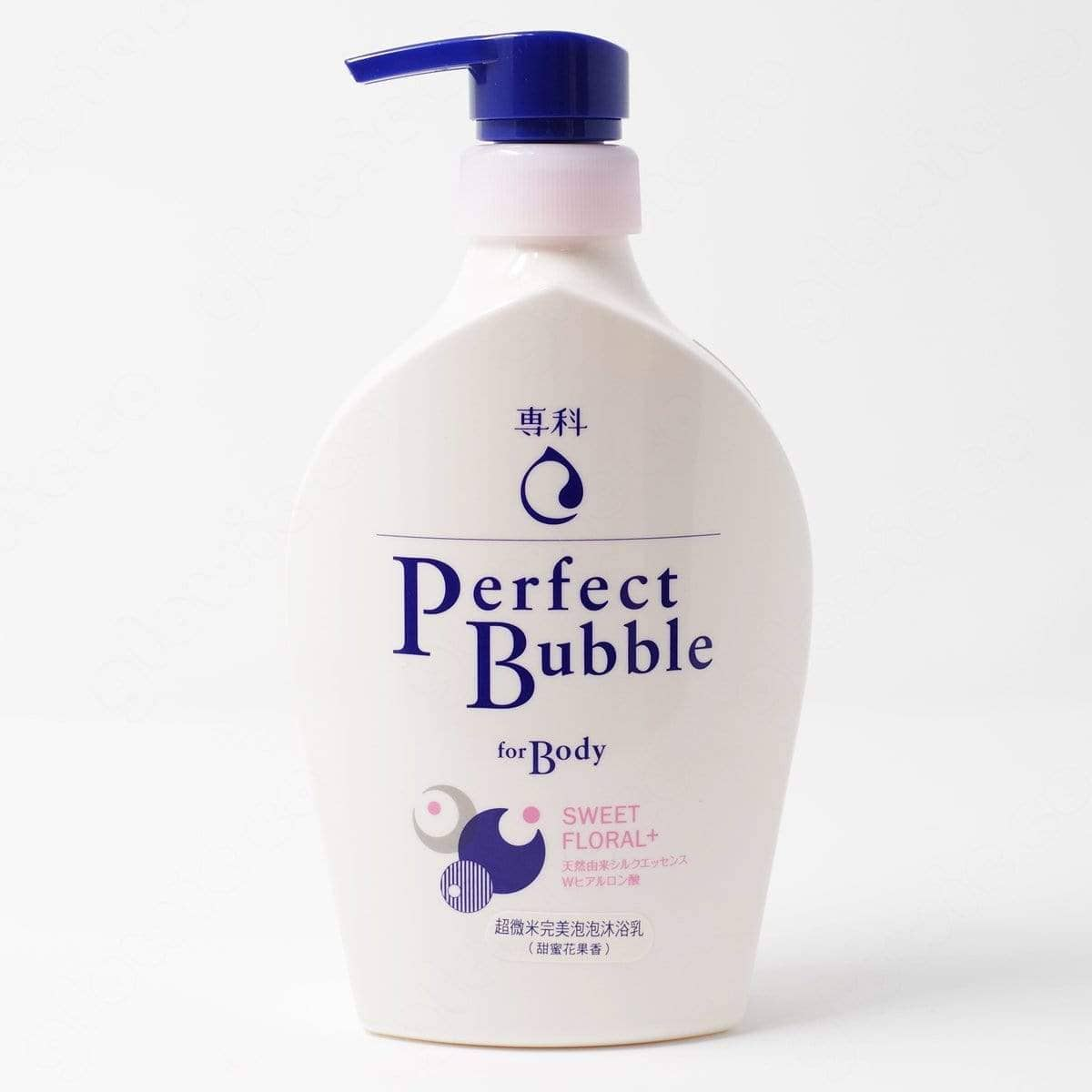 Senka Perfect Bubble Sweet Floral Body Cleanser