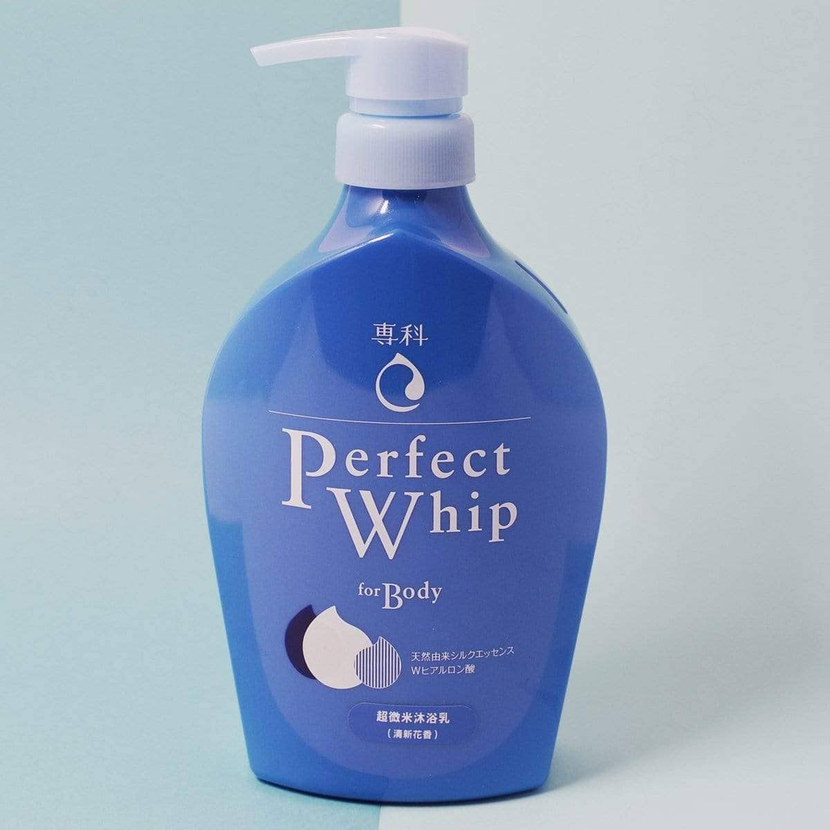 Senka Perfect Whip for Body Fresh Aroma Cleanser
