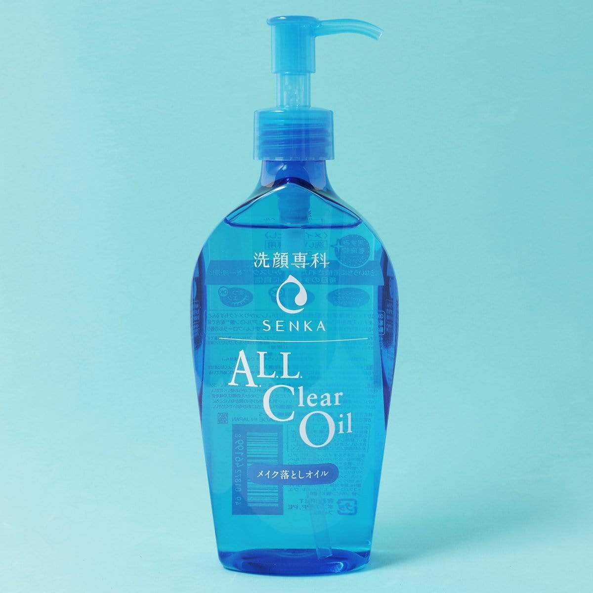 Senka All Clear Oil Makeup Remover