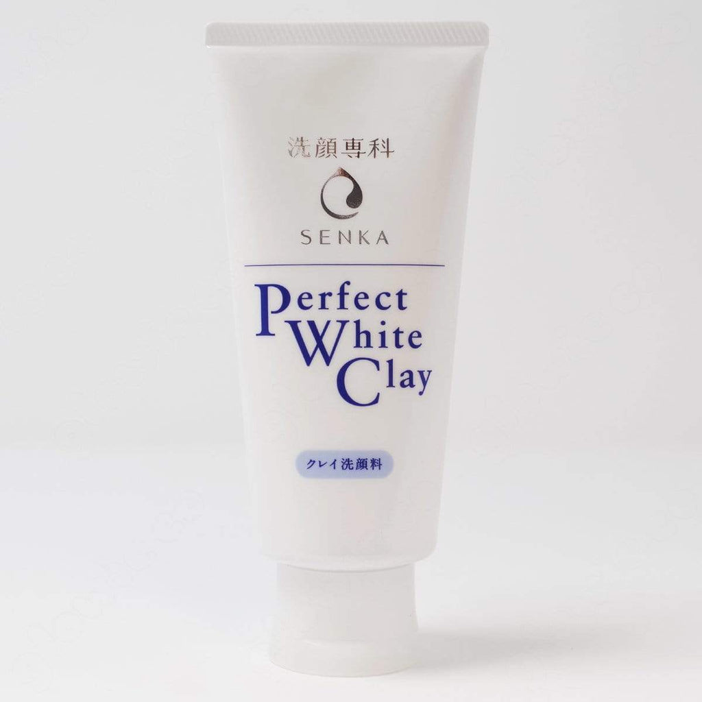 Senka Perfect White Clay Facial Cleanser