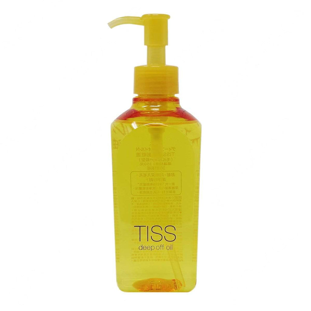 Shiseido Tiss Deep-Off Face Cleansing Oil