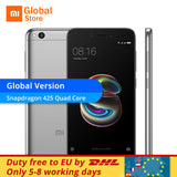 Global Version Xiaomi Redmi 5A 5 A 2GB RAM 16GB ROM Mobile Phone