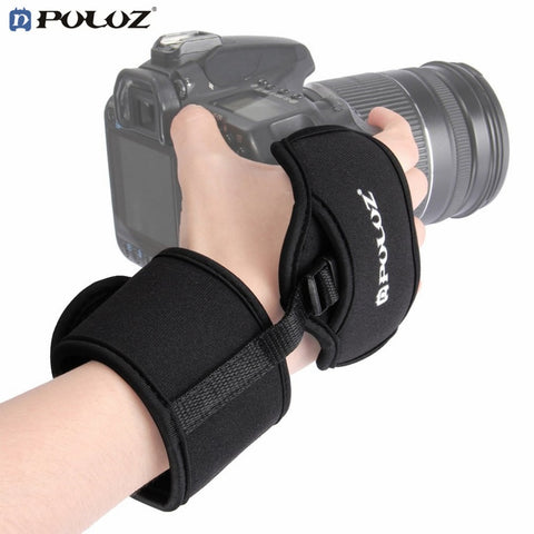 PULUZ Wrist Camera Strap For SLR/DSLR Camera Accessories
