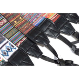 Ethnic Style Photo Camera Colorful Strap Cotton Yard Pattern Neck Strap