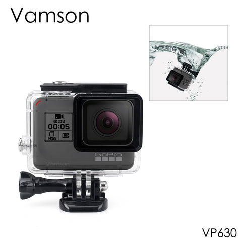 Vamson for Gopro Hero 6 5 Accessories Waterproof Protection