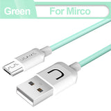 Micro USB Cable,For iPhone Cable,Usb Type c, Fast Charging Microusb cable for Samsung Data Sync Charger type Mobile Phone Cables