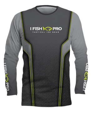 iFish Pro Chrome Long Sleeve Perfomance Tee