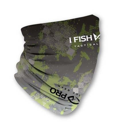 iFish Pro Splash Neck Gaiter