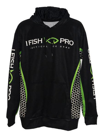 iFish Pro Hex Perfomance Hoodie