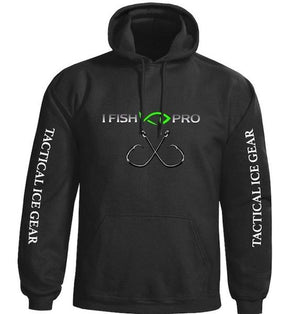 iFish Pro Hook Fleece Pullover Hoodie