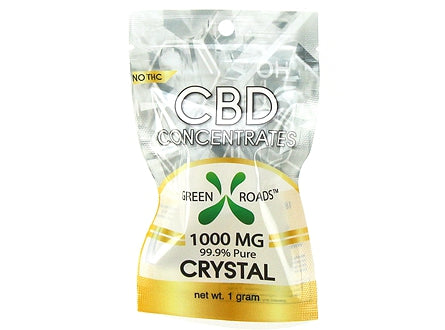 CBD Dab Crystal Concentrates - 1000mg - 1g