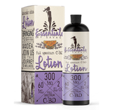 Essentials Lavender Citrus CBD Lotion 300mg - 2oz