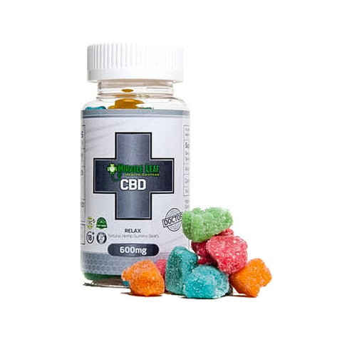 CBD Gummy Bears - 600mg