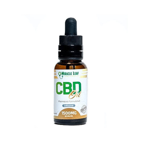 Super High Potency CBD Oil Tincture - 1500mg