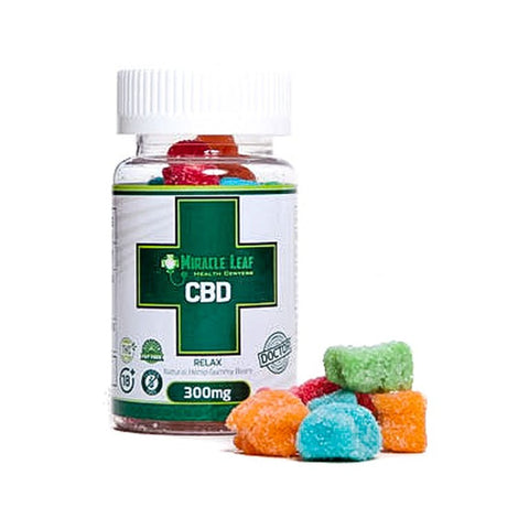 CBD Gummy Bears - 300mg