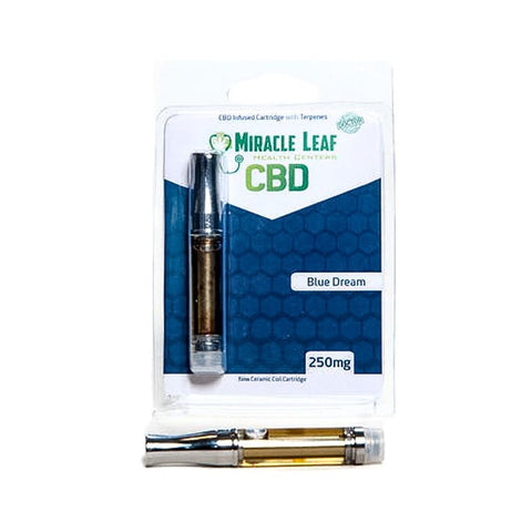 Blue Dream CBD Oil Cartridge - 250mg - 1ml