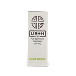 Sour Diesel CBD Oil Cartridge - 300mg