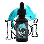 Blue Koi - Blue Raspberry Dragon Fruit CBD Vape - 30ml