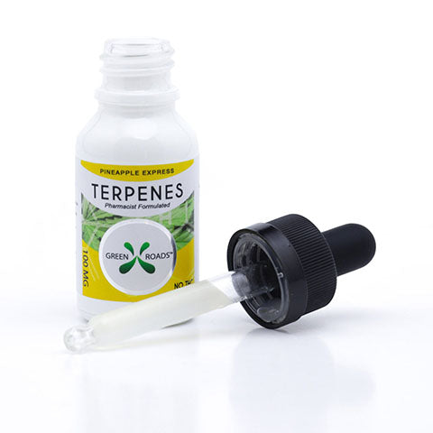 Pineapple Express CBD Oil Terpenes Tincture - 100mg - 15ml