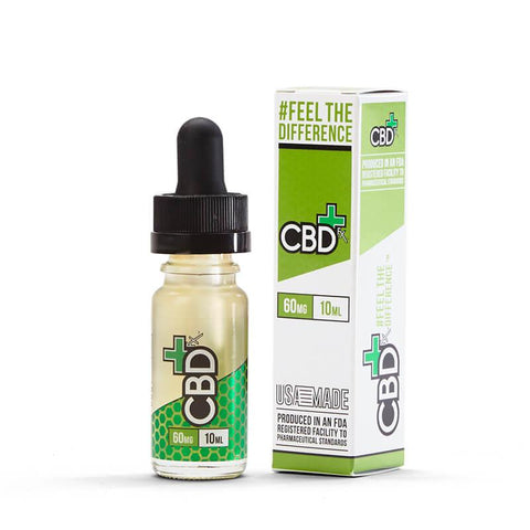 CBD Oil Vape Liquid Additive - 60mg - 10ml