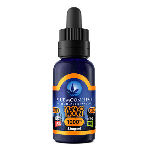 Mango Moon CBD Vape E-liquid  - 30ml