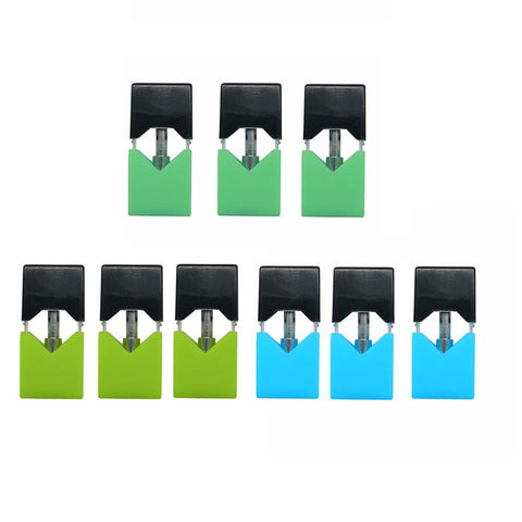 JUUL Pod Alternative Refillable Vape Pod Blanks for CBD Oil