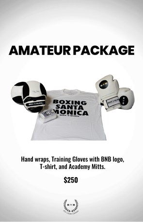 Academy Amateur Package