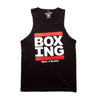 Men's Run DMC-style tank