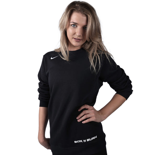 Nike x Box 'N Burn Crewneck Sweatshirt
