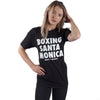 Boxing Santa Monica T-shirt
