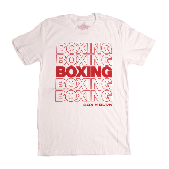 Thank you Boxing T-shirt